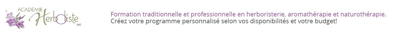 Académie Herboliste Logo