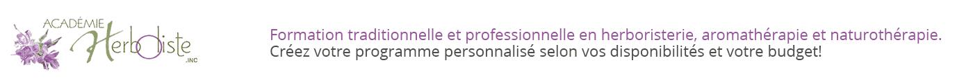 Académie Herboliste – Cours et formations en herboristerie Logo